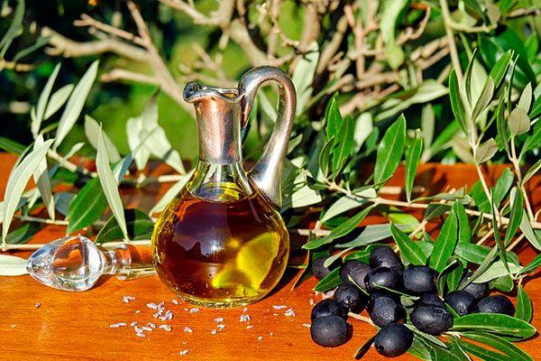 extracto de olivo para las infecciones sexuales