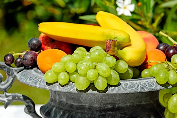 frutas y verduras para diabeticos