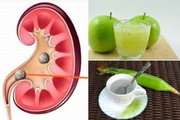 medicina natural para curar los riñones