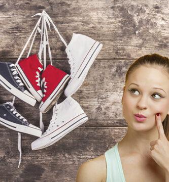 como quitar el mal olor del calzado
