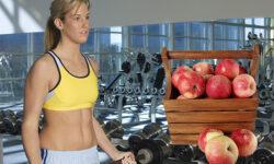 frutas para despues de entrenar