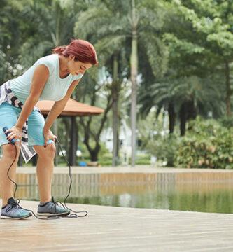ventajas de saltar la cuerda